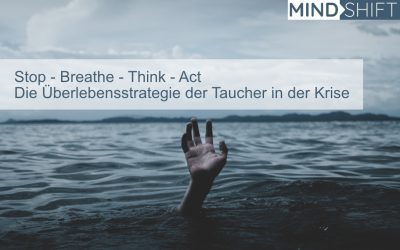 STOP – BREATHE-THINK-ACT